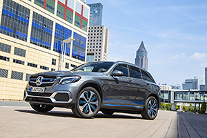 TEST DRIVE: Mercedes-Benz GLC F-CELL. Electricitatea cu hidrogen.