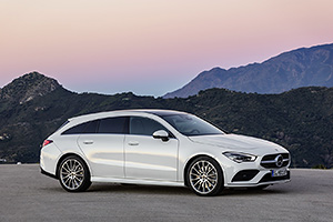 TEST DRIVE: Mercedes-Benz CLA Shooting Brake