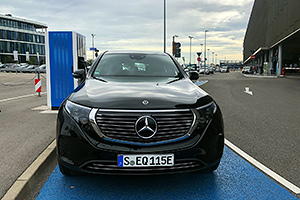 TEST DRIVE: Mercedes-Benz EQC, primul SUV 100% electric de la Mercedes-Benz