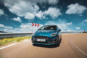TEST DRIVE: Ford Fiesta ST
