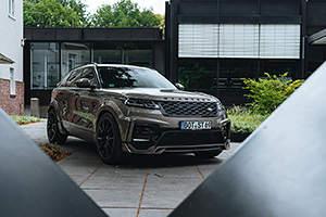 TEST DRIVE: Land Rover Range Rover Velar by STARTECH