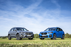 TEST DRIVE: BMW X1 facelift — xDrive25d vs xDrive25i