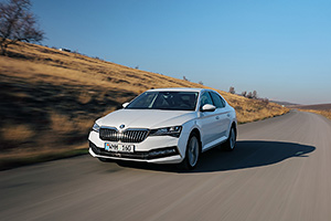 TEST DRIVE: Skoda Superb facelift 2.0 TDI 4x4