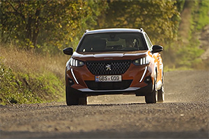 (VIDEO) TEST DRIVE: Peugeot 2008 în Moldova