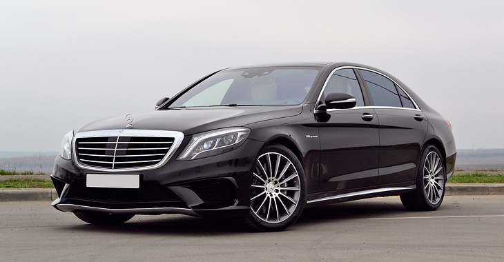 Mercedes-Benz S 63 AMG Long 4MATIC