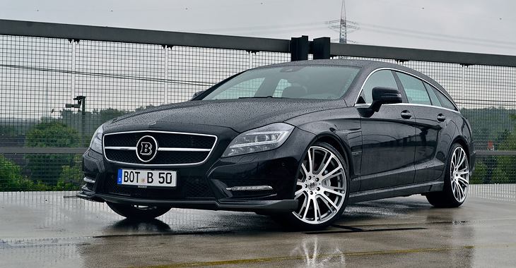 Brabus B50 500 – Mercedes-Benz  CLS Shooting Brake