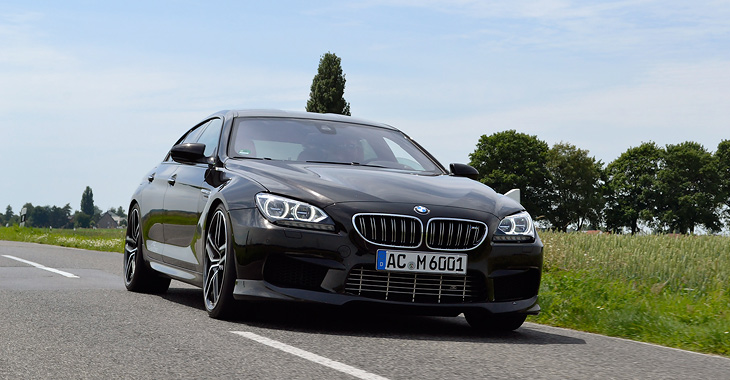 BMW M6 Gran Coupe by AC Schnitzer