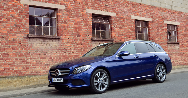 Mercedes-Benz C-Class Estate