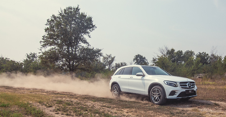 Noul Mercedes-Benz GLC