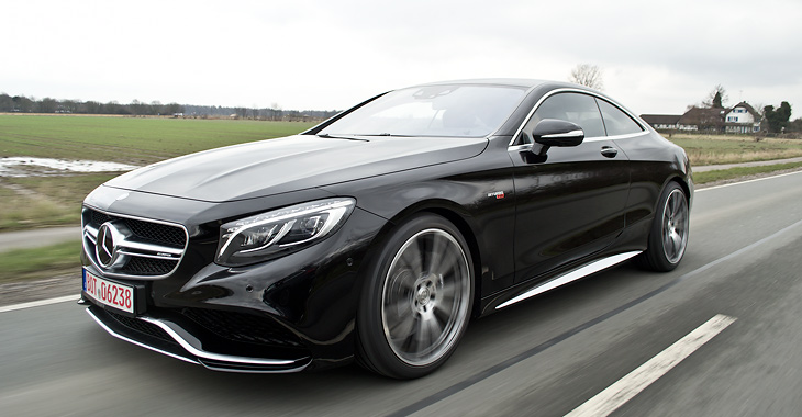 BRABUS B63 S 730 – Mercedes-AMG S 63 4MATIC Coupe