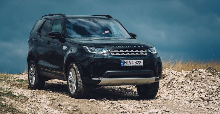 Noua generaţie Land Rover Discovery (VIDEO TEST DRIVE)