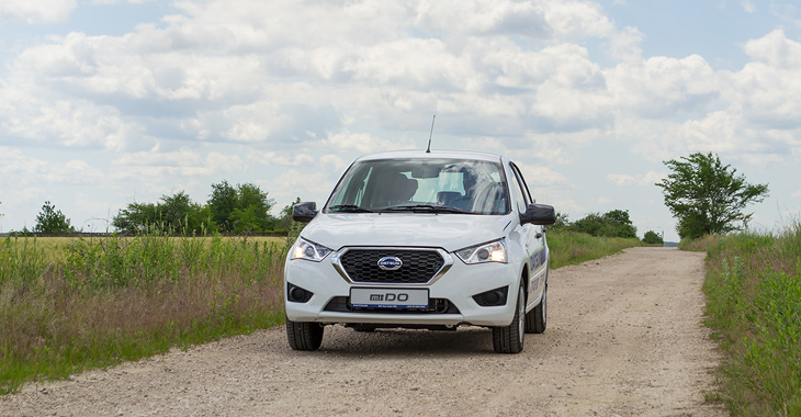 TEST DRIVE: Datsun mi-DO