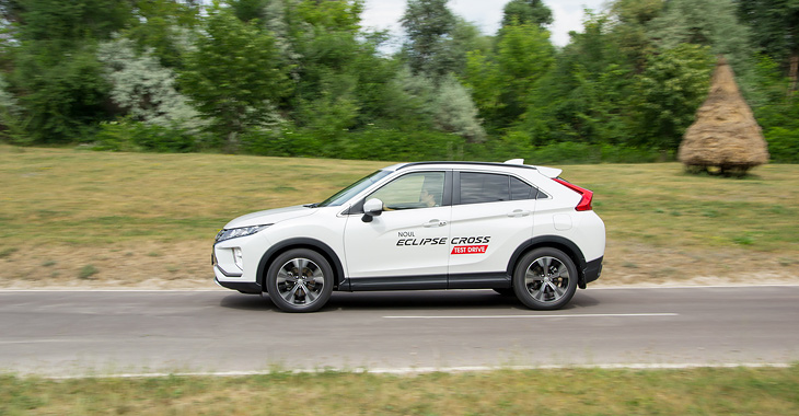 TEST DRIVE: Mitsubishi Eclipse Cross