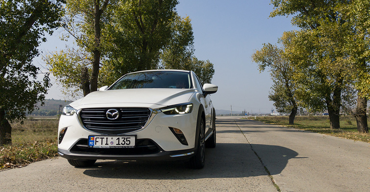 TEST DRIVE: Mazda CX-3 facelift