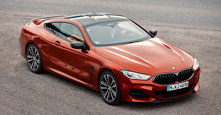 VIDEO TEST DRIVE: BMW Seria 8 M850i