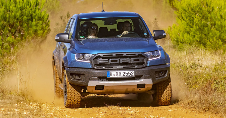 TEST DRIVE: Ford Ranger Raptor