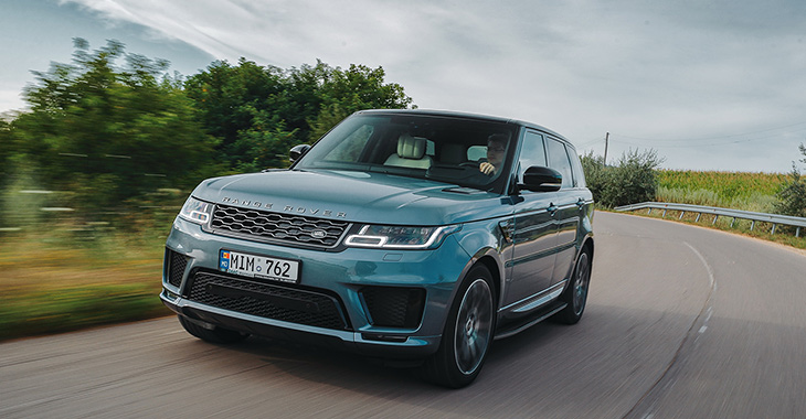 TEST DRIVE: Land Rover Range Rover Sport 400e Plug-in Hybrid