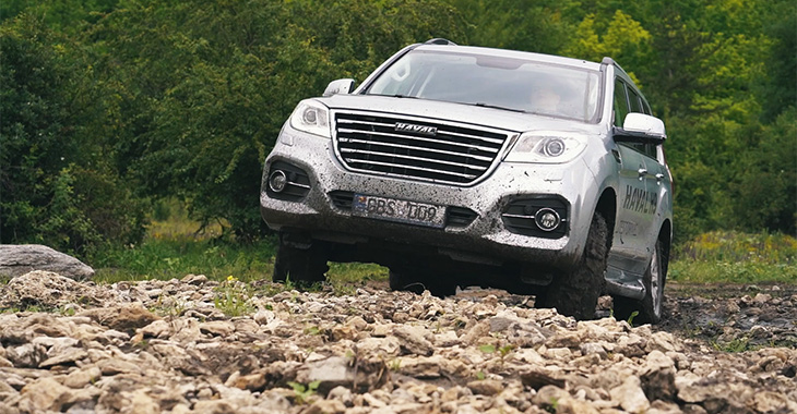 (VIDEO) TEST DRIVE: Offroader-ul chinezesc Haval H9